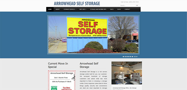 Arrowhead Self Storage