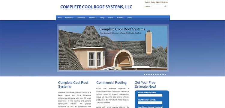 Complete Cool Roof Systems