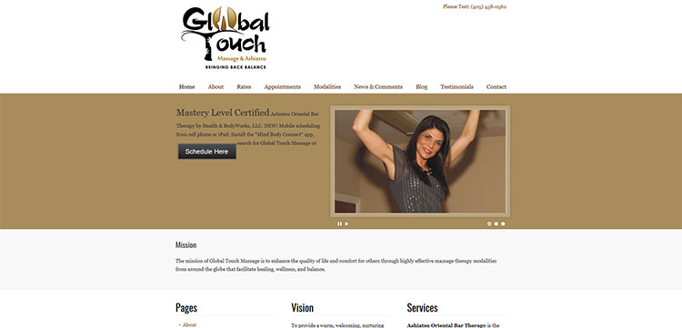 Global Touch Massage