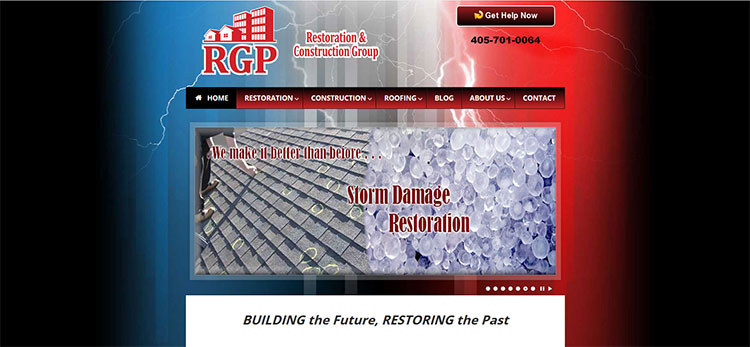 RGP Restoration, Construction & Roofing Group