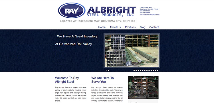 Ray Albright Steel Products