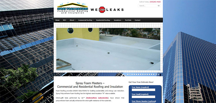 Spray Foam Masters