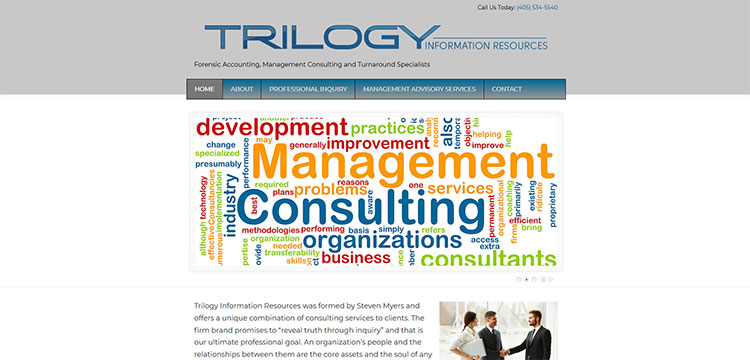 Trilogy Information Resources